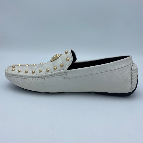 alt=platini-studded-psh6209-loafers-white